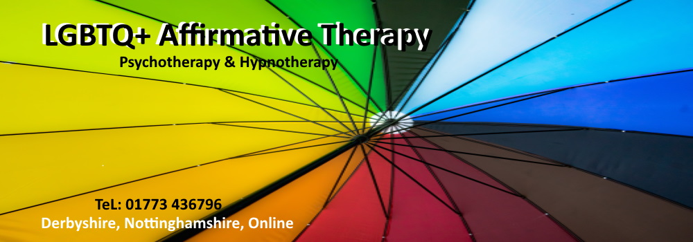 LGBTQ+ Therapy – Be Strong, Happy, Confident